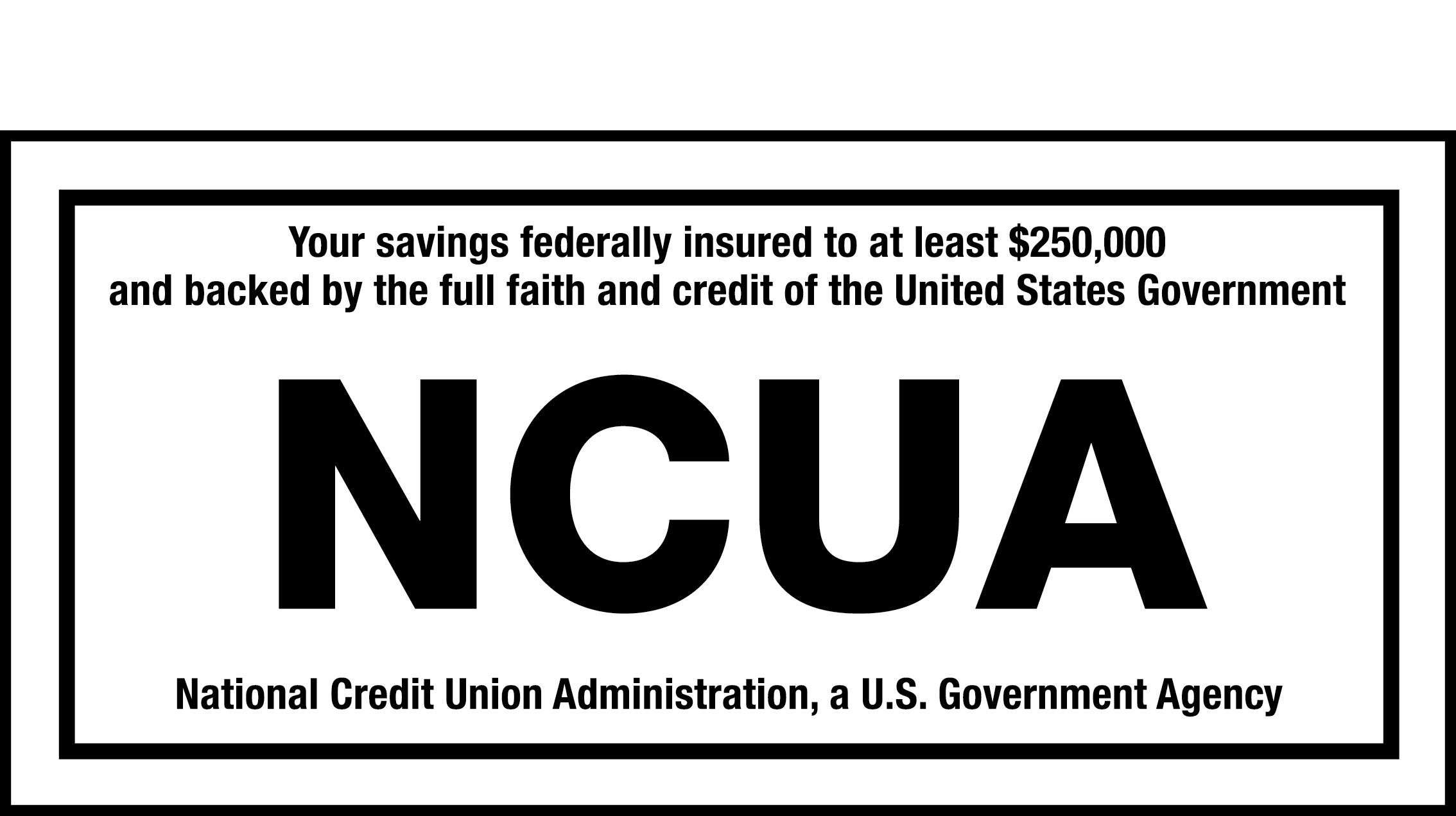 NCUA Insurance Logo